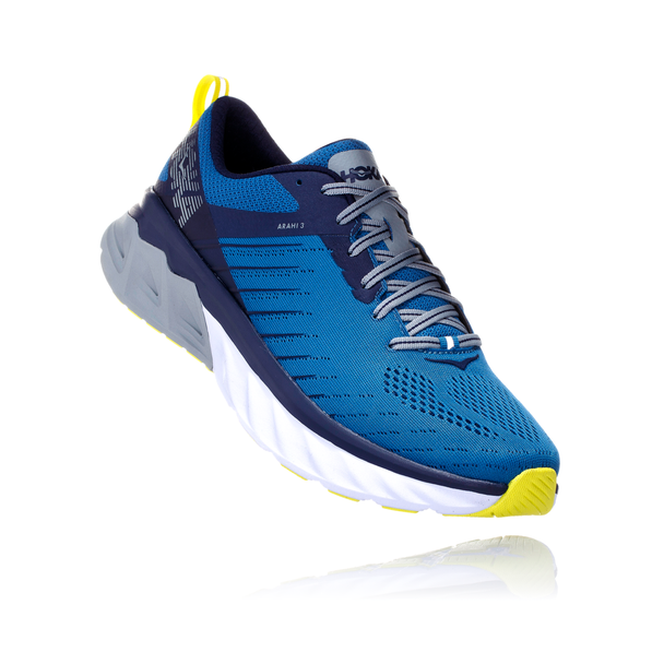 Hoka One One Men's Arahi 3 Wide Stability Shoe