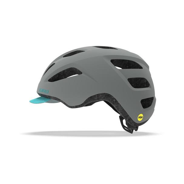 Giro Women's Trella Bike Helmet with MIPS - Side