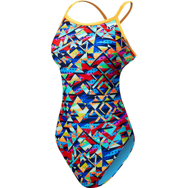 TYR Women's Mosaic Diamondfit Swimsuit