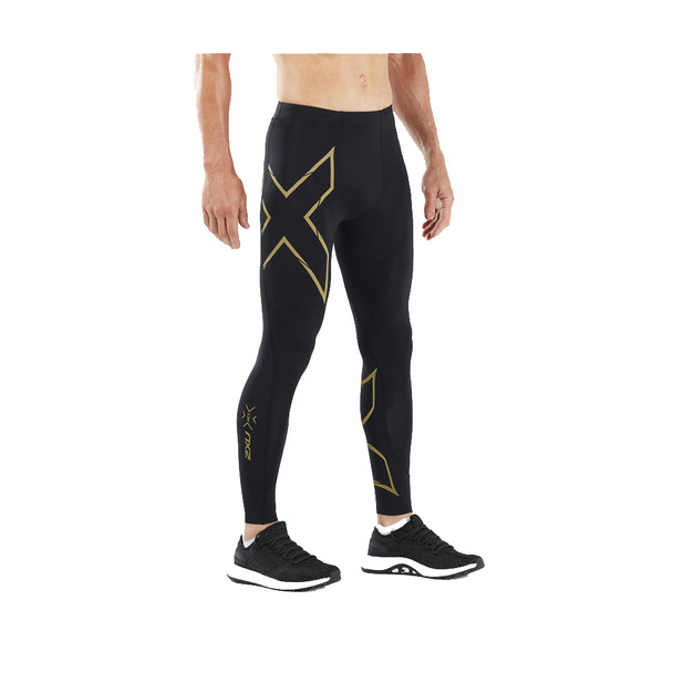 2XU Men's MCS Run Compression Tight with Back Storage