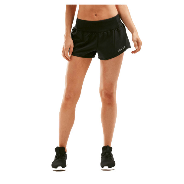 "2XU Women's XVent 4"" Free Run Short"