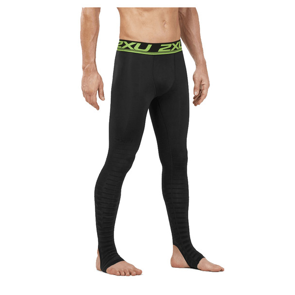 2XU Men's Power Recovery Compression Tights