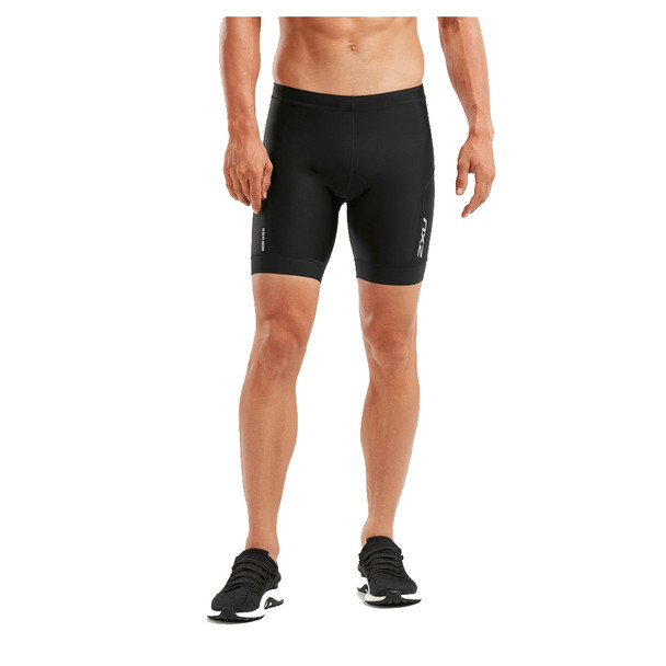 "2XU Men's Perform 7"" Tri Short - Black"