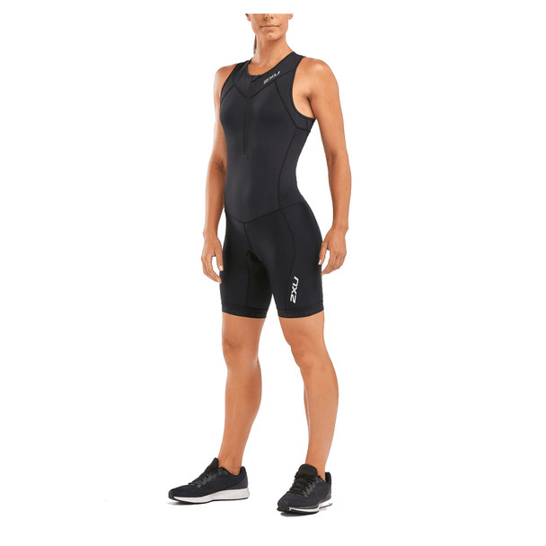 2XU Women's Active Trisuit - Black