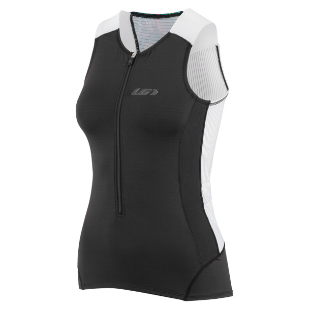 Louis Garneau Women's Pro Carbon Sleeveless Tri Top - Tropical