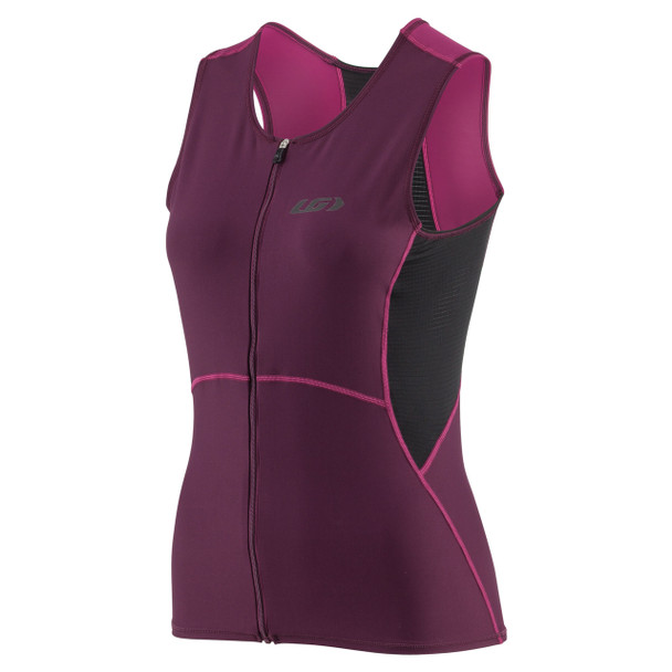 Louis Garneau Women's Comp Sleeveless Tri Top