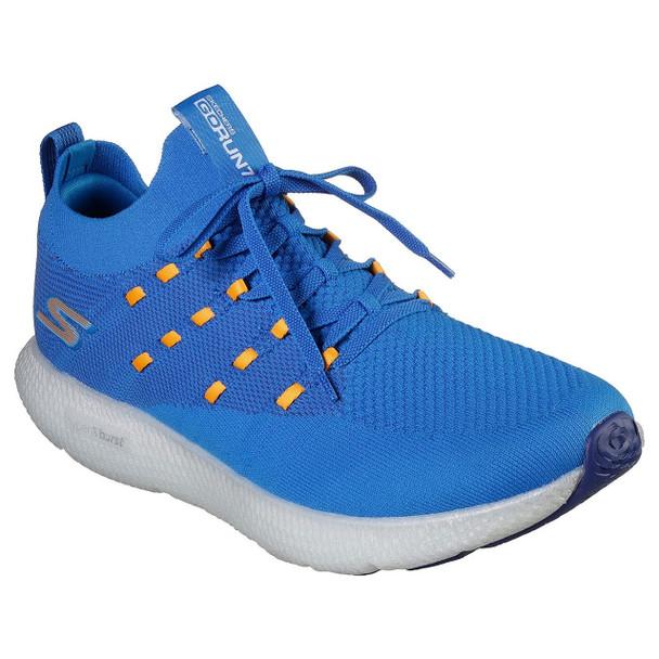Skechers Men's GoRun Hyper 7 Shoe - Blue