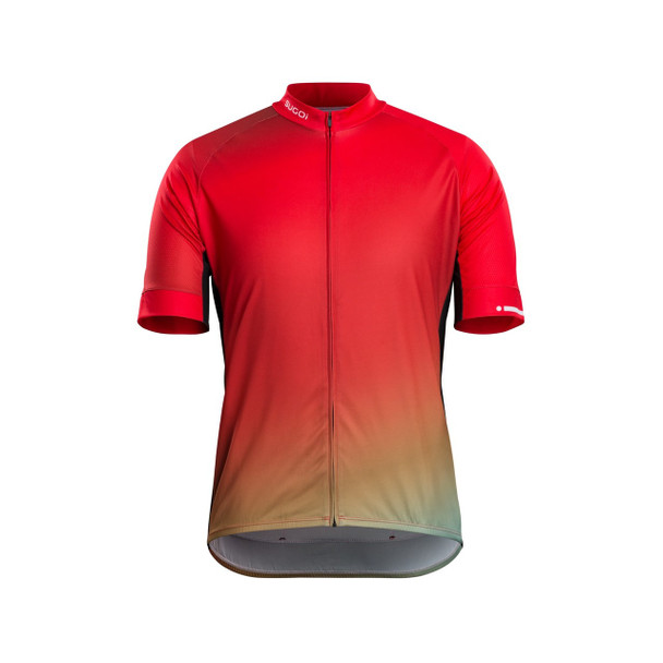 Sugoi Men's Evolution Zap Bike Jersey
