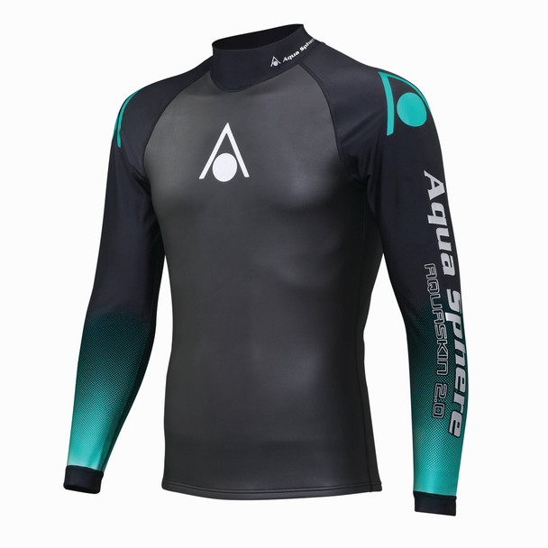 Aqua Sphere Men's Aqua Skin Long Sleeve Top
