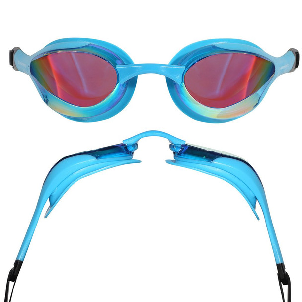 Blue Seventy Contour Swim Goggle with Mirrored Lens