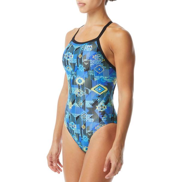 TYR Women's Azoic Diamondfit Swimsuit