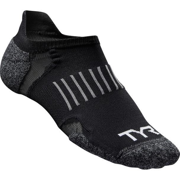 TYR Thin No Show Tab Socks