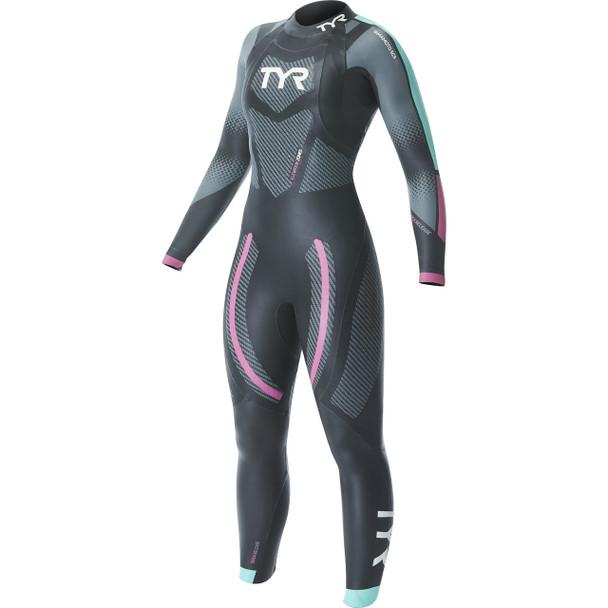 TYR Women's Hurricane Cat-5 Wetsuit