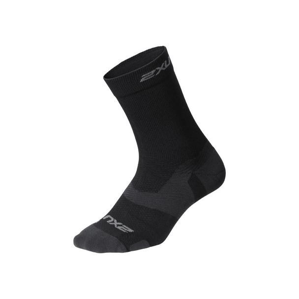 2XU Vectr Light Cushion Crew Socks