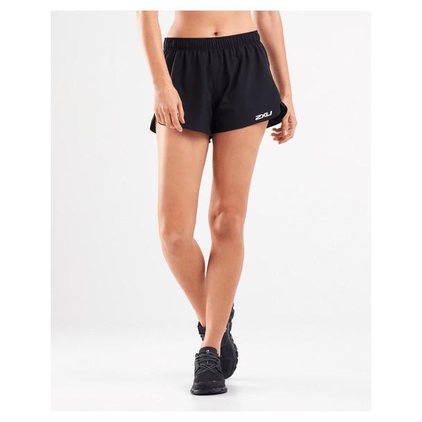 """2XU Women's Active 4"""" Free Run Short"""