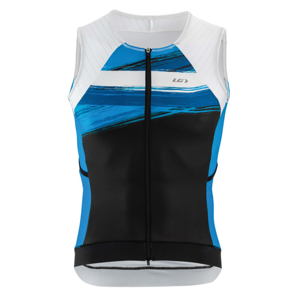 Louis Garneau Men's Aero Sleeveless Tri Top