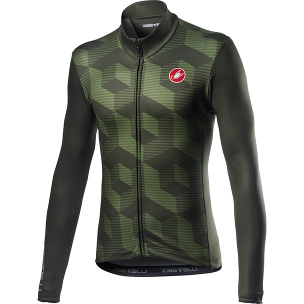 Castelli Men's Cubi Bike Jersey