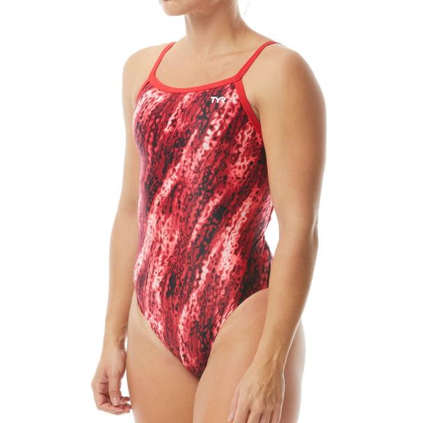 TYR Women's Pytha Diamondfit Swimsuit