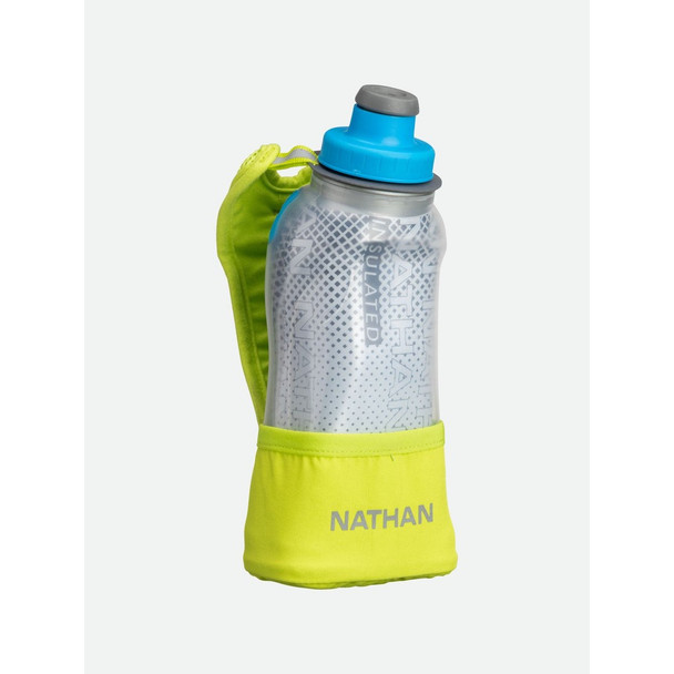 Nathan QuickSqueeze Lite 12oz. Insulated Handheld Hydration