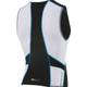 Louis Garneau Men's Elite Sleeveless Tri Top - back