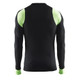 Craft Men's Active Extreme 2.0 Long Sleeve Crewneck - Back