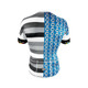 DeSoto Men's Skincooler Full Zip Short Sleeve Tri Top - Barcelona Back