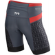 """TYR Men's 9"""" Competitor Tri Short - Back"""