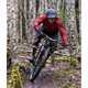 Sombrio Men's Pursuit Mountain Bike Jersey - On Rider
