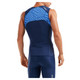 2XU Men's Active Tri Singlet - Back