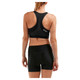 2XU Women's Perform Tri Crop - Back