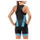 2XU Women's Perform Tri Singlet - Back