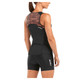 2XU Women's Active Tri Singlet - Back