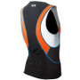 TYR Men's Competitor Tri Singlet - Back