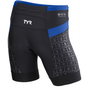 """TYR Men's 7"""" Competitor Tri Short - Back"""