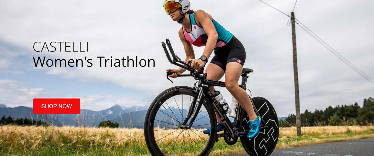 Triathlon Gear and Triathlon Wetsuits at Triathlete Sports
