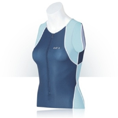 Louis Garneau Womens Pro Sleeveless Triathlon Top price