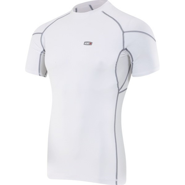 Louis Garneau Men's Compression Short Sleeve Top price