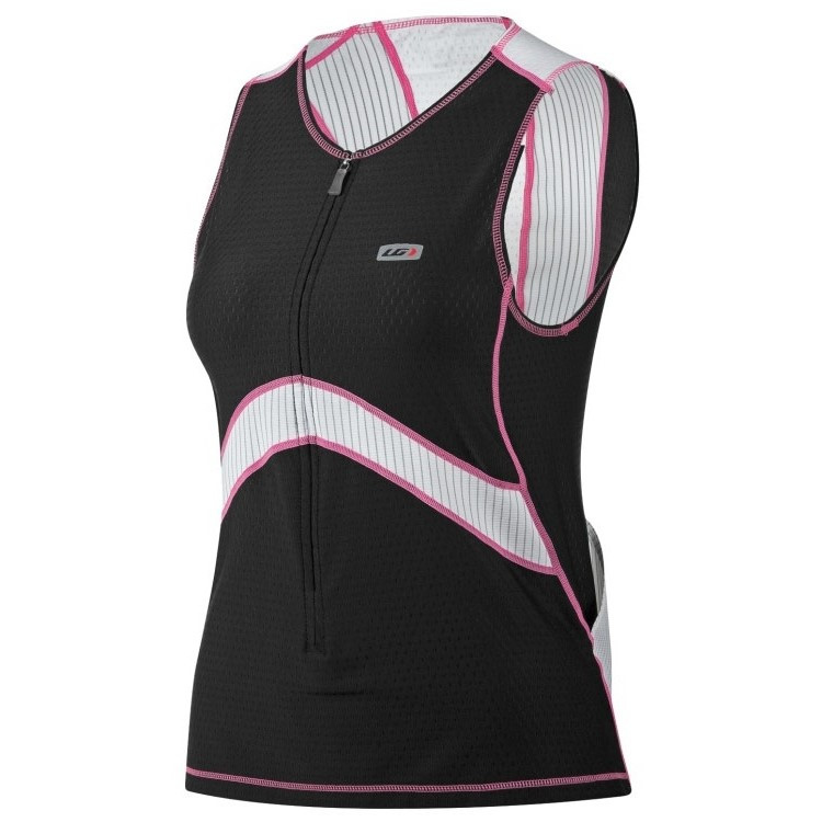 Louis Garneau Women's Pro Sleeveless Semi-Relax Tri Top price