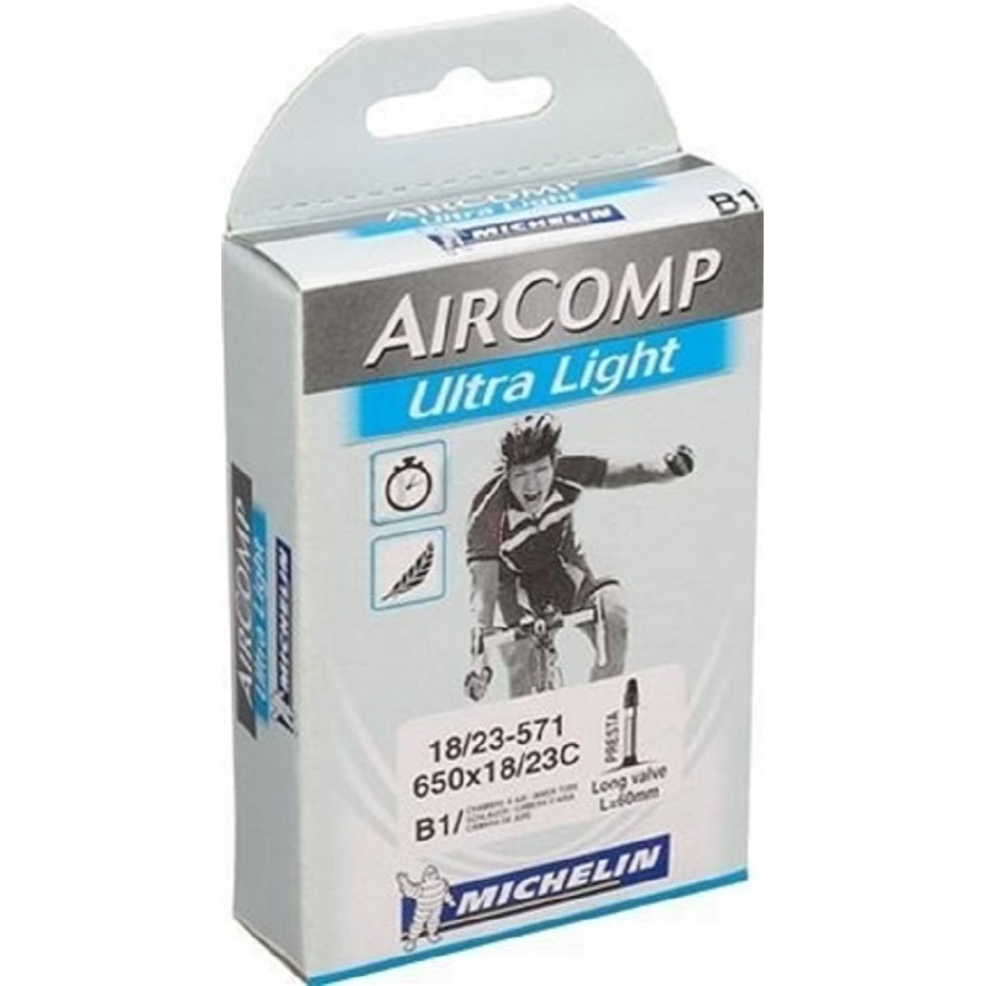 Michelin AirComp UL 650 18-23C 60mm Valve - 2019 price