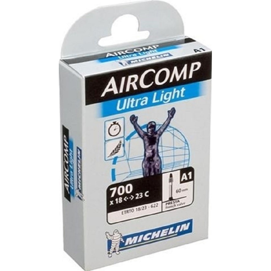 Michelin AirComp UL 700X18-23 60mm Valve - 2019 price