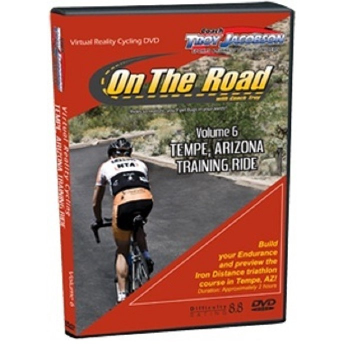 Spinervals On the Road Volume 6 Tempe, Arizona Training Ride price