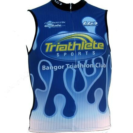 Bangor Triathlon Club Tri Jersey price