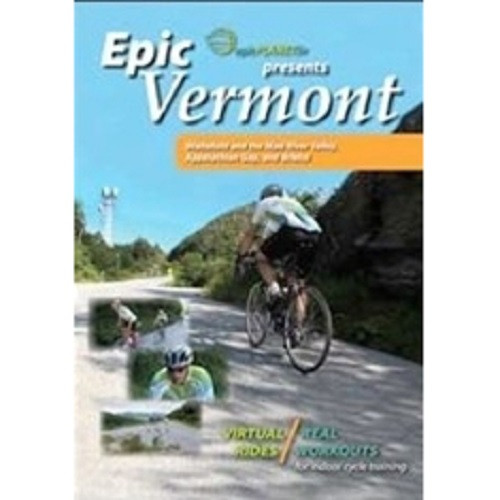 Epic Vermont Cycling DVD price