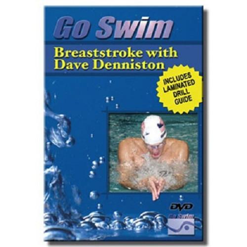 Go Swim Breaststroke with Dave Denniston DVD price