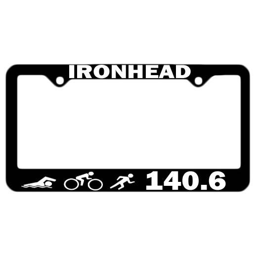 Triathlon License Plate Frames - 2019 price