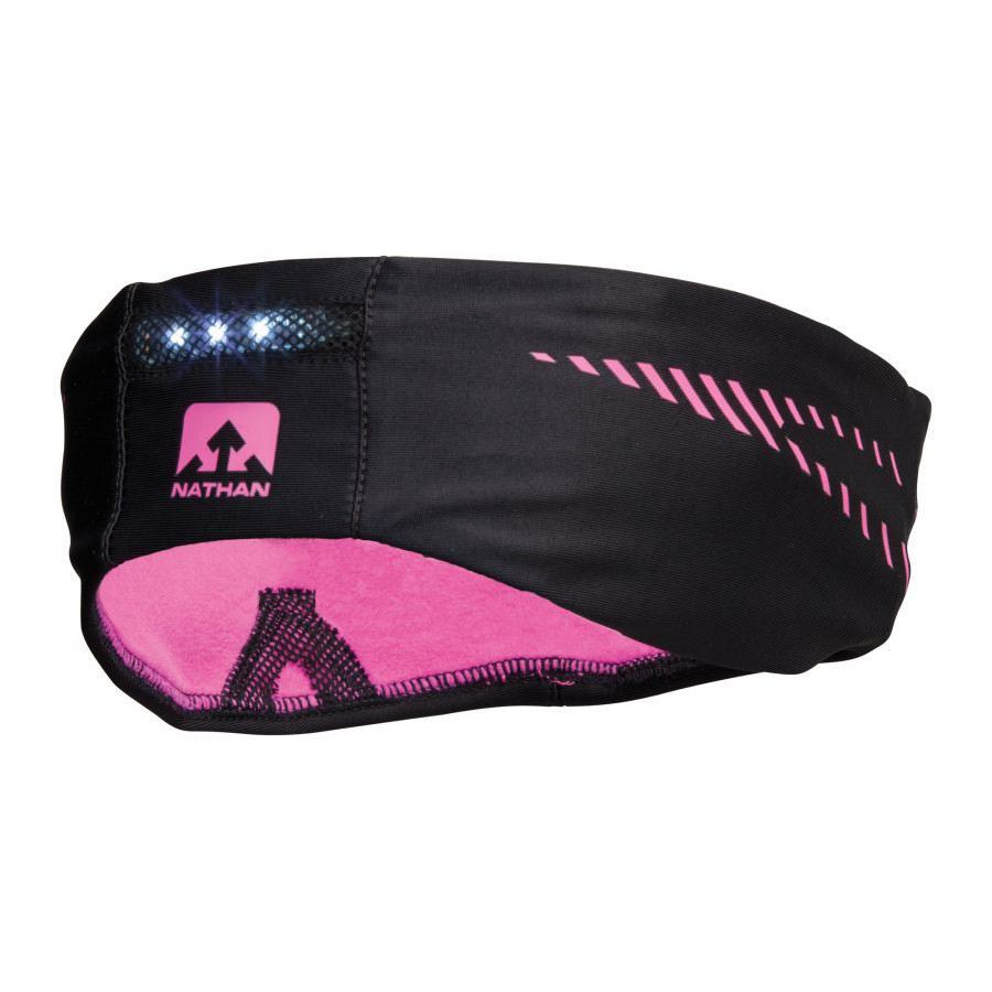 Nathan Women's HeadGasket Headband with Lightwave LED Tech price