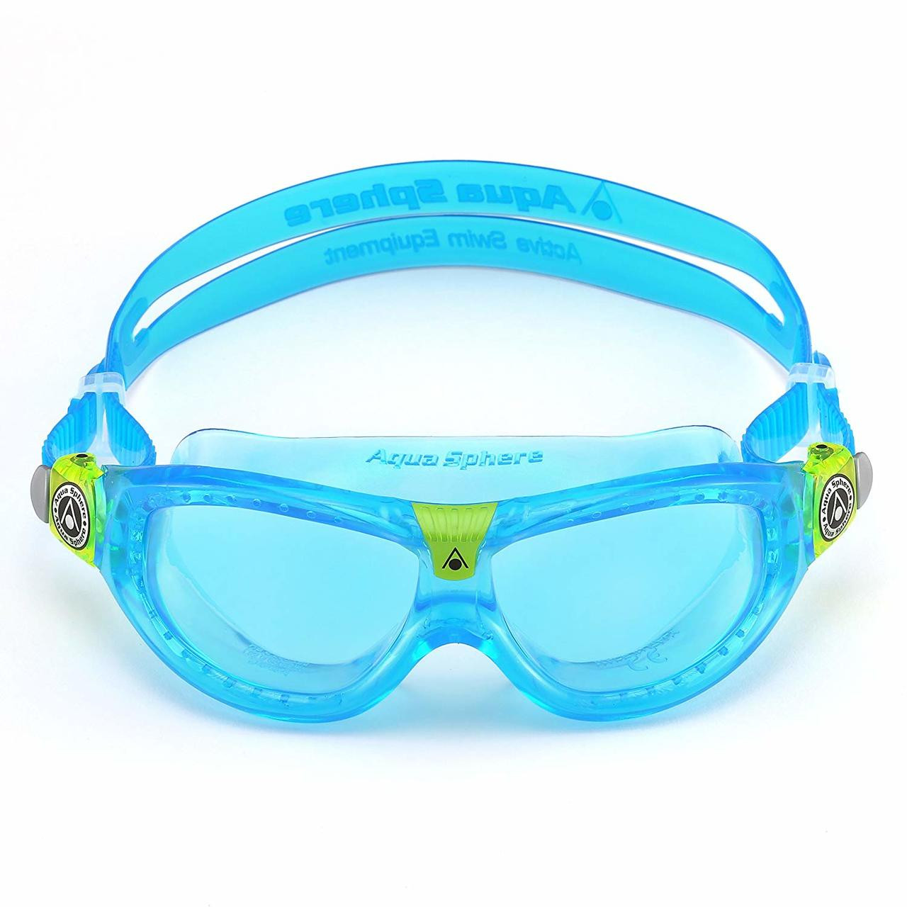 Aqua Sphere Seal Kid 2 Goggle with Blue Lens - 2019 price