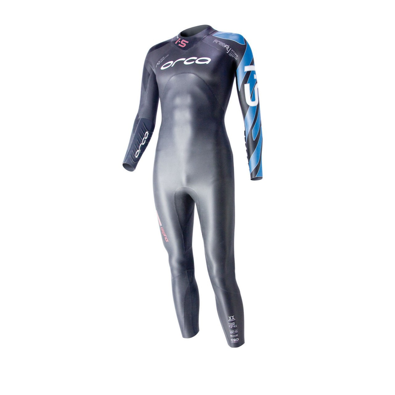 REPAIRED: Orca Men's 1.5 Alpha Wetsuit - Size 9 price