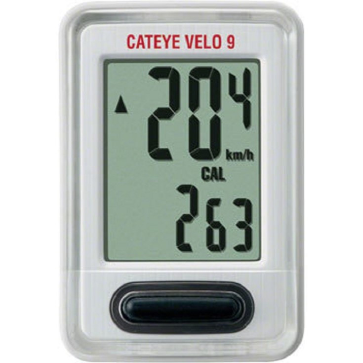 Cat Eye Velo 9 Wired Cycling Computer - 2018 price