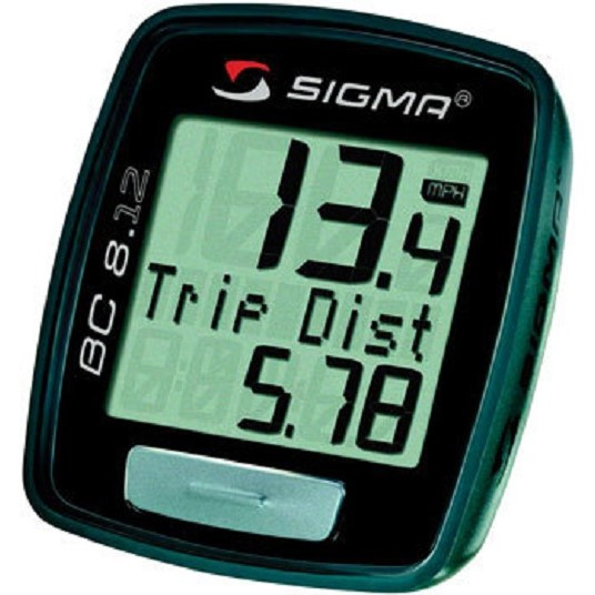 Sigma BC 8.12 Wired Cycling Computer price